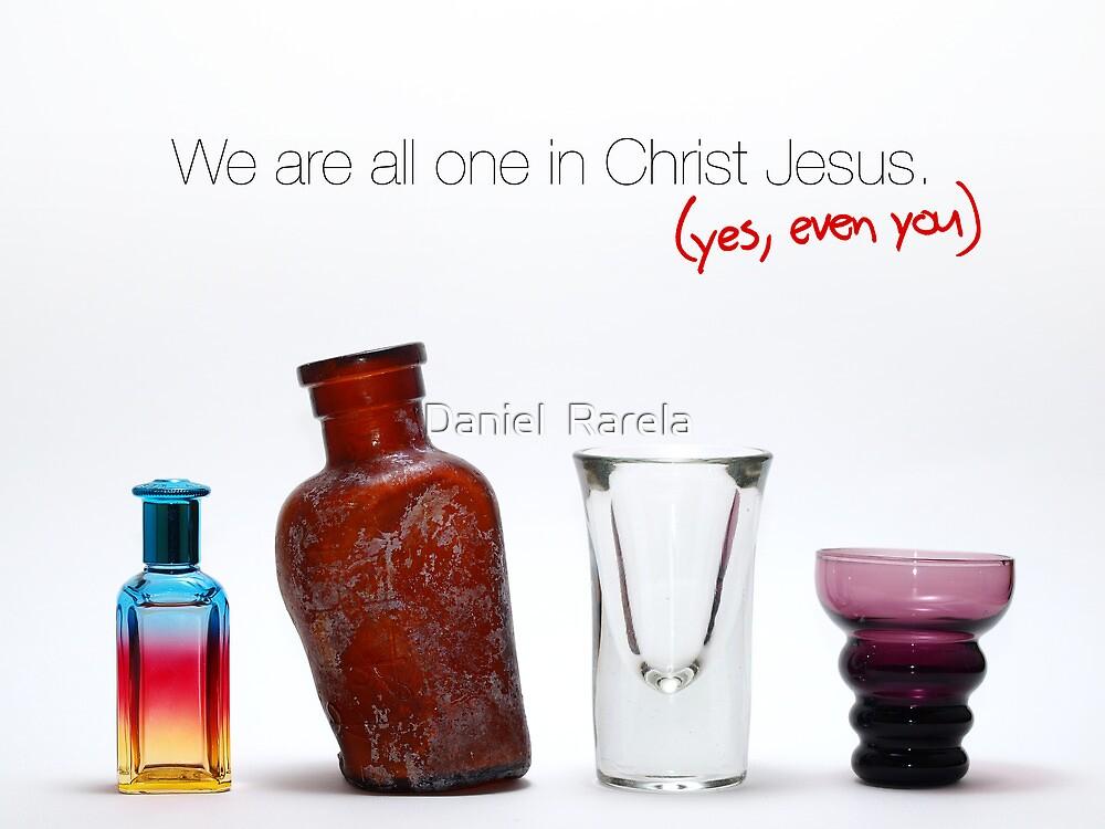 1 In Christ by Daniel  Rarela