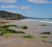 Quarry Beach, Mallacoota, Gippsland, Victoria. by johnrf