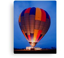 Come Float With Me Canvas Print