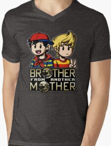 Another MOTHER - Ninten & Lucas Mens V-Neck T-Shirt