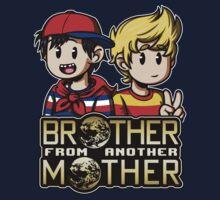 Another MOTHER - Ninten & Lucas (alt) Kids Tee