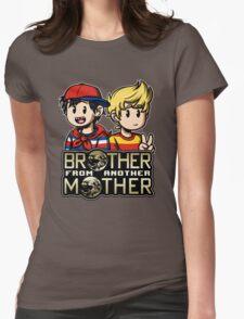 Another MOTHER - Ninten & Lucas (alt) Womens Fitted T-Shirt