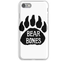 Bear Bones iPhone Case/Skin