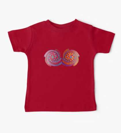 Double Spiral ~~ * Baby Tee