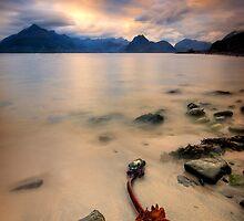 9 pm Elgol, Skye by David Mould