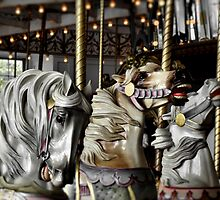 Carousel Trio by Carrie Blackwood