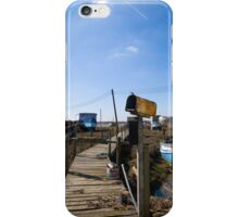 End of the Drive iPhone Case/Skin