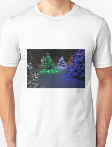 Electric Winter Wonderland T-Shirt