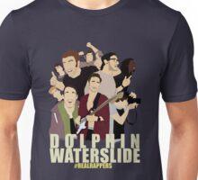 Dolphin Waterslide Unisex T-Shirt