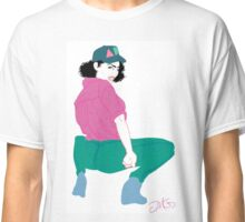 A Broad In The City Classic T-Shirt