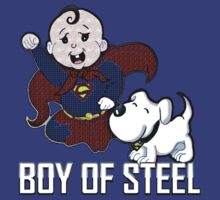 SUPER BABY & HIS DOG by mannart
