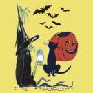 Child's Hallowe-en Tee by MaeBelle