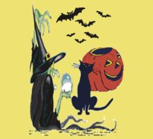 Child's Hallowe-en Tee by MaeBelle