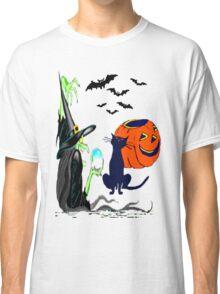 Child's Hallowe-en Tee Classic T-Shirt