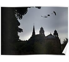 Dragons In Edinburgh Poster
