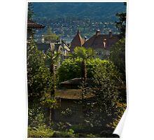Zürich, Switzerland Poster
