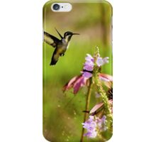 The Backlit Wing iPhone Case/Skin
