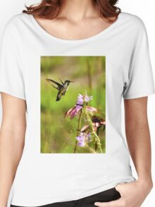 The Backlit Wing Women's Relaxed Fit T-Shirt