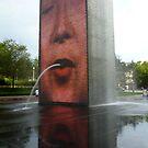 Fountain Fun by redrob2000