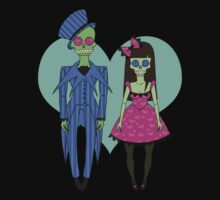 Skull Couple Kids Clothes