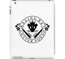 Raging Rat Gutter Squad iPad Case/Skin