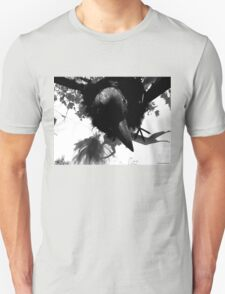 Barbie Attacked by Giant Monsterbird Unisex T-Shirt