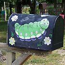 Snail Mailbox by Monnie Ryan