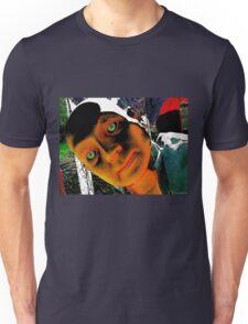 Hugo, Man of a Thousand Faces Hits the Acid Unisex T-Shirt