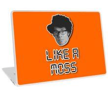 Like a Moss Laptop Skin