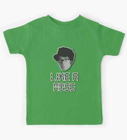 Like a Moss Kids Tee