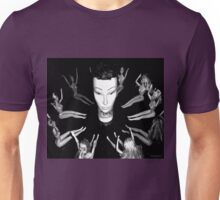Mandy the Giant Head and her Minions Unisex T-Shirt
