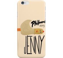 Jenny The Chicken 508 Philmont 2015 iPhone Case/Skin