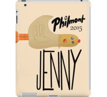 Jenny The Chicken 508 Philmont 2015 iPad Case/Skin