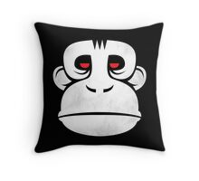 The Great Ape Throw Pillow