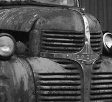 Old Dodge by Meghan Morton