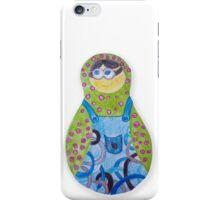 Minions matryoshka iPhone Case/Skin