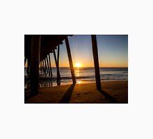 Sunrise Beneath the Pier Unisex T-Shirt