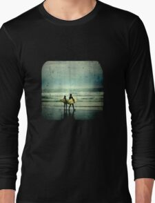 Surfer Dudes - TTV Long Sleeve T-Shirt
