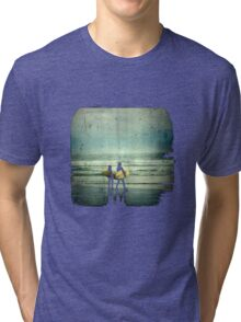 Surfer Dudes - TTV Tri-blend T-Shirt