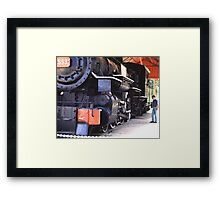 Age of Steam Framed Print