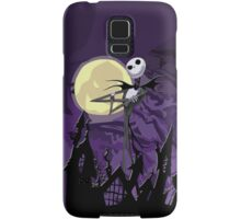 Halloween Skinny Ghost Samsung Galaxy Case/Skin