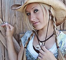 Country Girl by jujubean