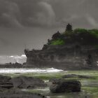 Tanah Lot Temple Bali by Trevor Murphy