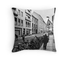 Gipsstraße Throw Pillow