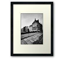 Gertraudenstraße Framed Print
