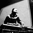 DJ at Vics by Davin Andrie