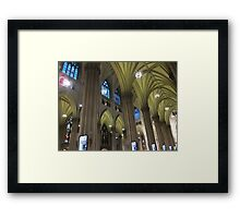 St. Patricks Framed Print