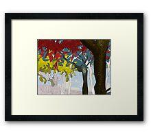 Autumn Grace (6) Framed Print