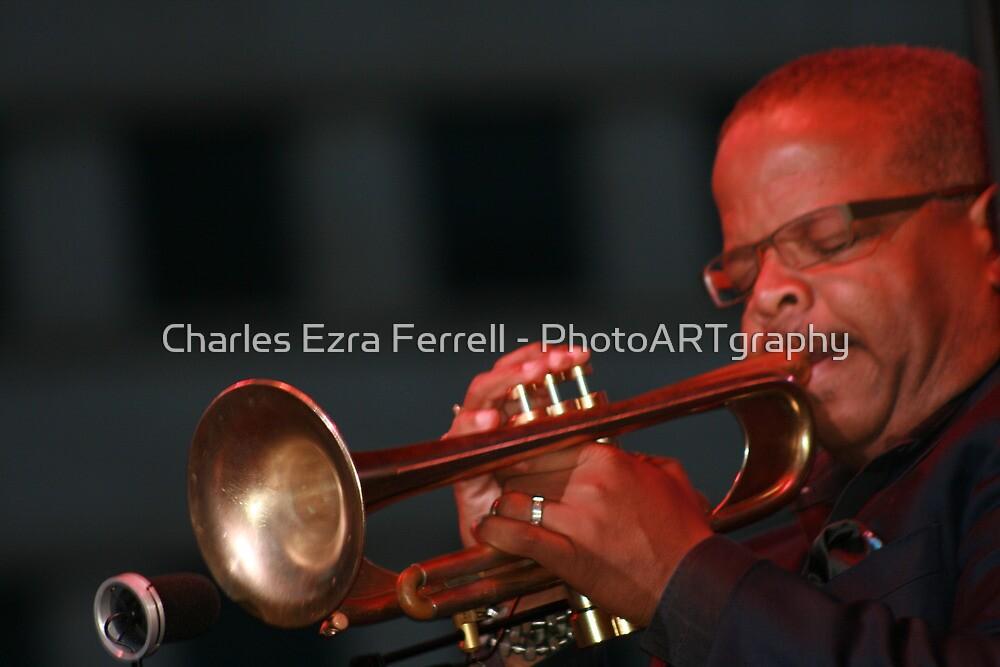 Terence Blanchard - DJF - 2010 by Charles Ezra Ferrell - PhotoARTgraphy