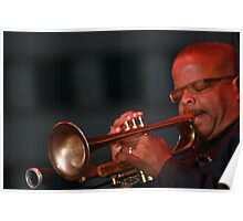 Terence Blanchard - DJF - 2010 Poster